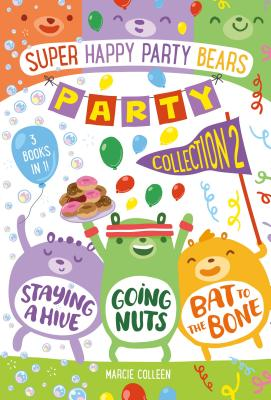 Super Happy Party Bears Party Collection #2 Cover Image