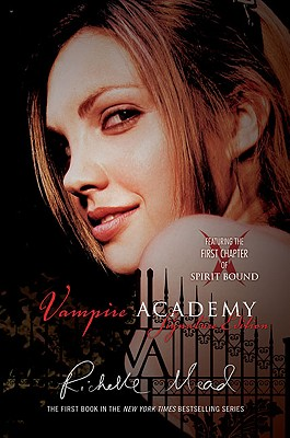 Vampire Academy Signature Edition Cover
