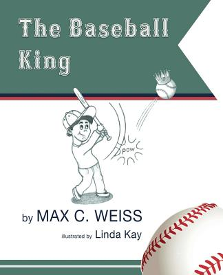 Cover for The Baseball King
