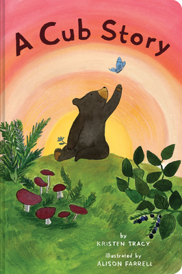 Cover for A Cub Story