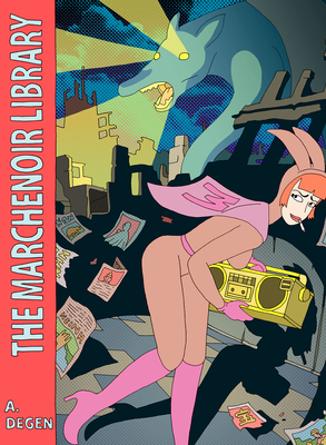 Cover for The Marchenoir Library