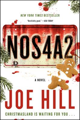 NOS4A2: A Novel Cover Image