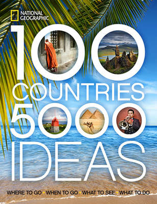 100 Countries, 5,000 Ideas Cover