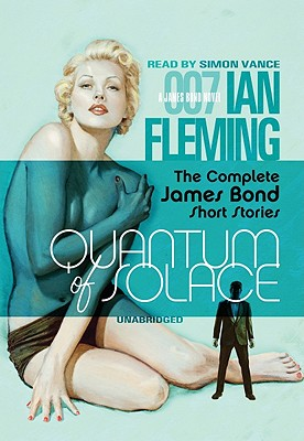 Cover for Quantum of Solace