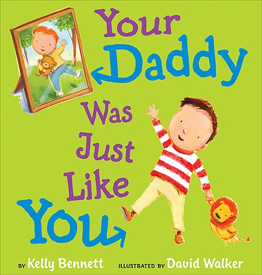 Your Daddy Was Just Like You Cover Image