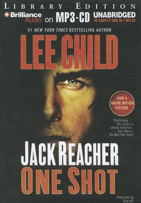 Jack Reacher: One Shot (Movie Tie-In Edition): A Novel Cover Image