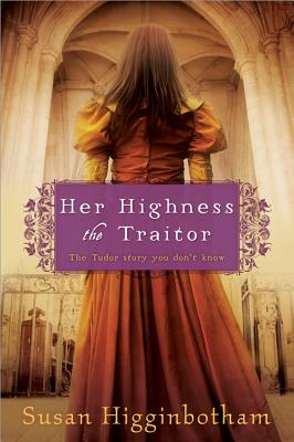 Her Highness, the Traitor Cover