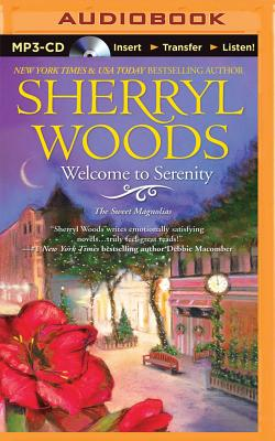 Welcome to Serenity (Sweet Magnolias Novels #4) Cover Image