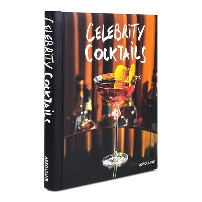 Celebrity Cocktails Cover Image