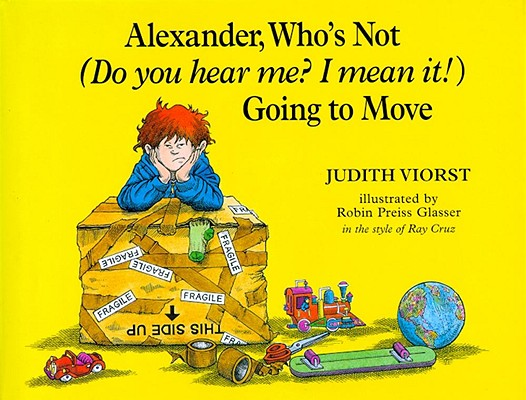 Alexander, Who's Not (Do You Hear Me? I Mean It!) Going to Move Cover