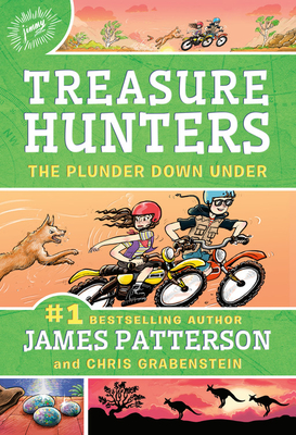 Treasure Hunters: The Plunder Down Under Cover Image
