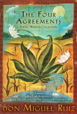 The Four Agreements Toltec Wisdom Collection: 3-Book Boxed Set Cover Image