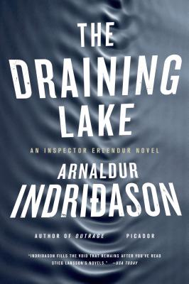 The Draining Lake: An Inspector Erlendur Novel (An Inspector Erlendur Series #4) Cover Image