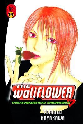 The Wallflower 14 Cover