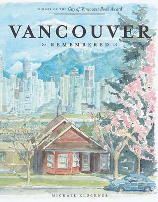 Vancouver Remembered Cover