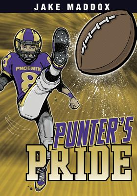 Punter's Pride (Jake Maddox Sports Stories) Cover Image