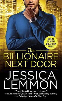 The Billionaire Next Door Cover