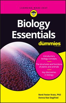 Biology Essentials for Dummies Cover Image