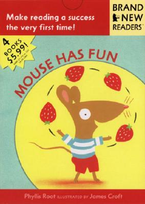 Cover for Mouse Has Fun