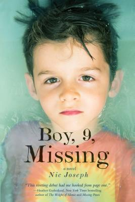 Boy, 9, Missing Cover