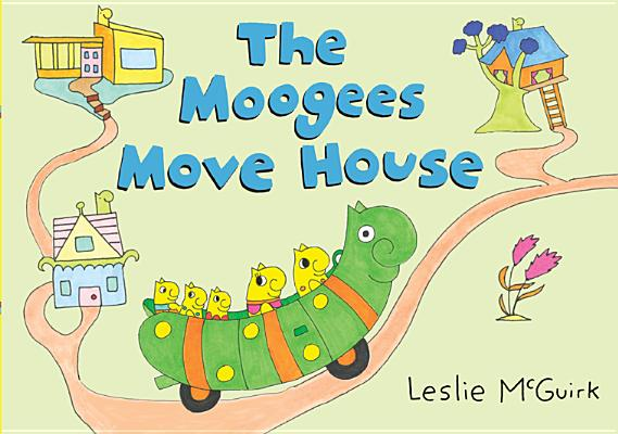 The Moogees Move House Cover Image