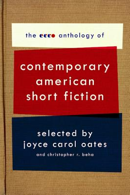 The Ecco Anthology of Contemporary American Short Fiction Cover