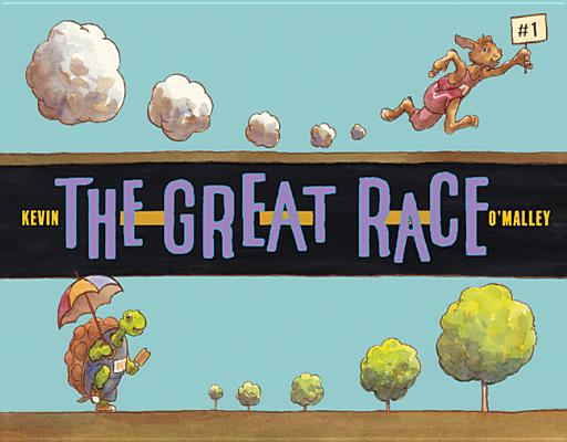 The Great Race Cover