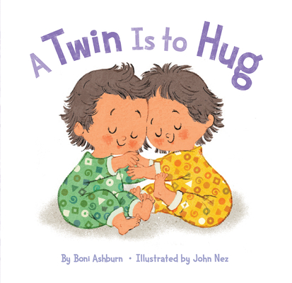 A Twin Is to Hug Cover Image