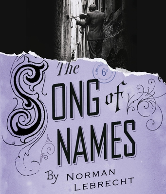 The Song of Names Cover Image