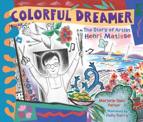 Colorful Dreamer Cover