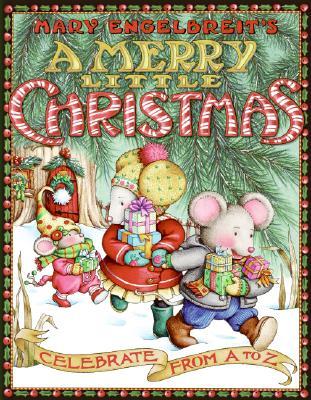 Mary Engelbreit's A Merry Little Christmas Cover
