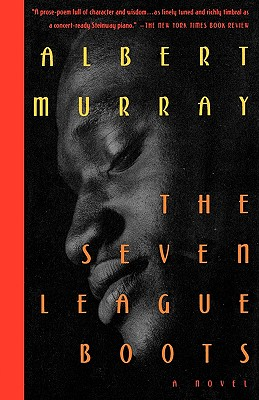 The Seven League Boots Cover