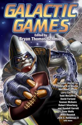 Galactic Games Cover