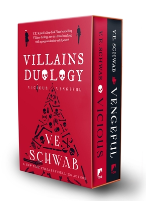 Villains Duology Boxed Set: Vicious, Vengeful Cover Image