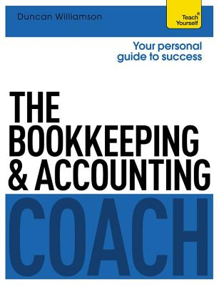 The Bookkeeping and Accounting Coach Cover Image