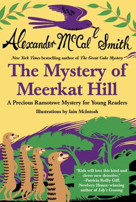 The Mystery of Meerkat Hill Cover