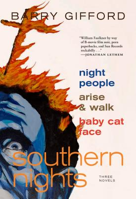 Southern Nights: Night People, Arise and Walk, Baby Cat Face Cover Image