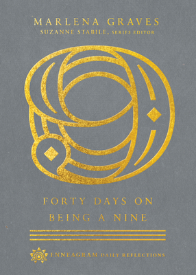 Cover for Forty Days on Being a Nine