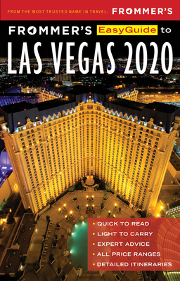 Frommer's Easyguide to Las Vegas 2020 Cover Image
