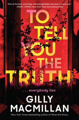 To Tell You the Truth: A Novel Cover Image