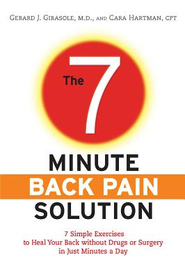 The 7-Minute Back Pain Solution Cover