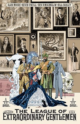 The League of Extraordinary Gentlemen, Vol. 1 Cover