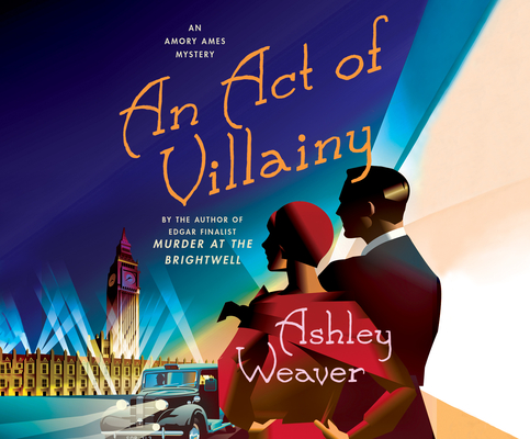 An Act of Villainy (Amory Ames Mystery #5) Cover Image