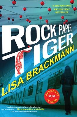 Cover for Rock Paper Tiger (An Ellie McEnroe Novel #1)