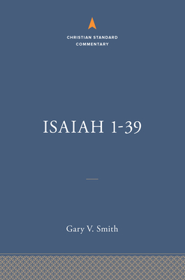 Cover for Isaiah 1-39