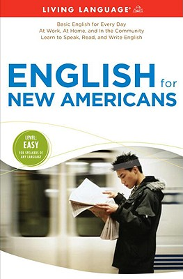 English for New Americans [With Workbook and 3 DVDs] Cover Image