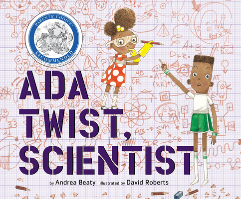 Ada Twist, Scientist Cover Image