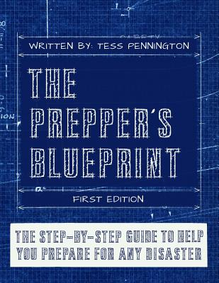 The Prepper's Blueprint Cover Image