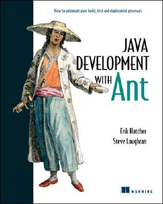 Java Development with Ant Cover