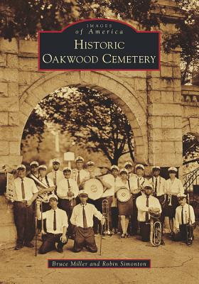 Historic Oakwood Cemetery Cover Image